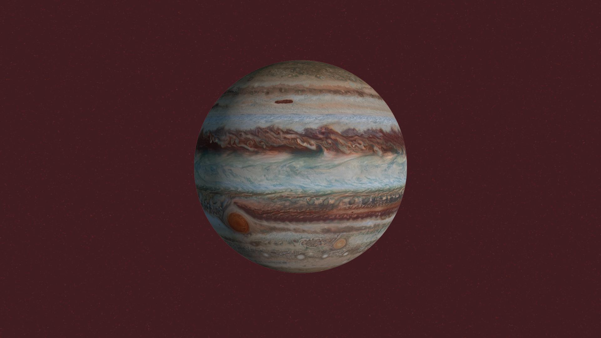 Overview Jupiter Solar System Exploration Nasa Science Diagram Of The Greater Credit Nasajpl