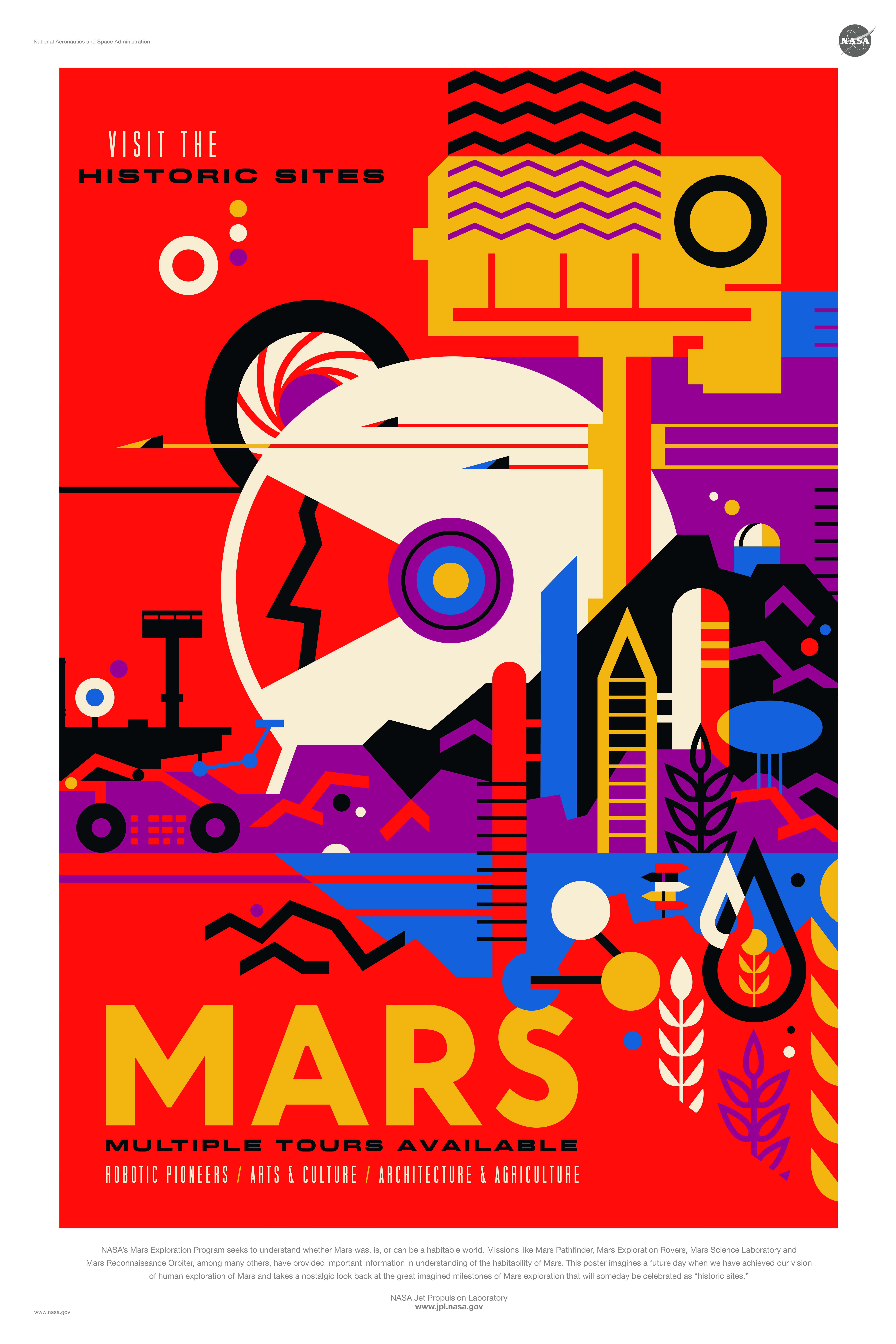 Space Tourism Posters | Galleries - NASA Solar System Exploration