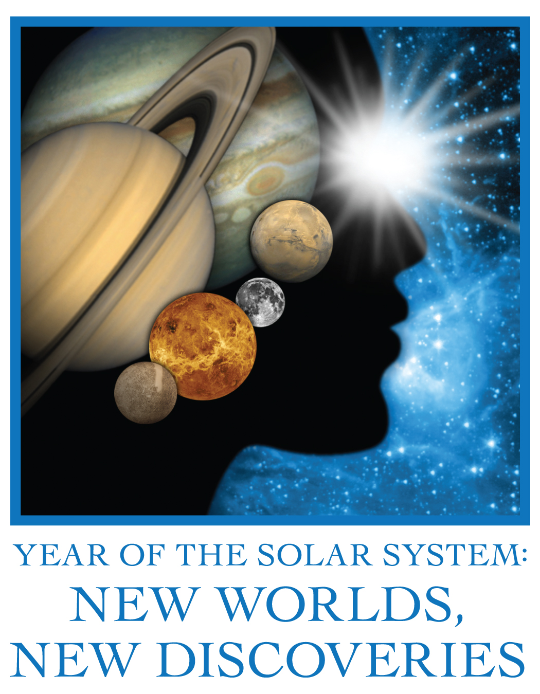 Year of the Solar System Logo
