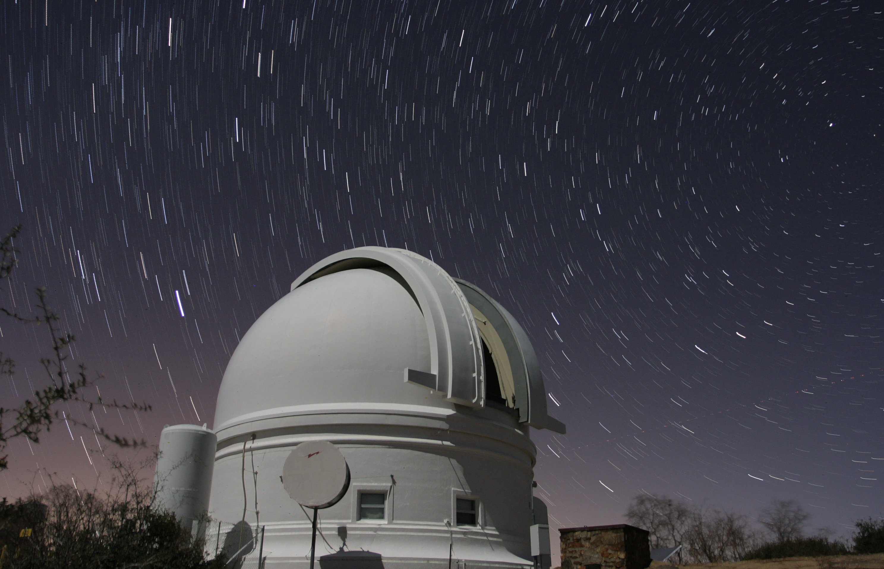 astronomy observatory with telescope - photo #1