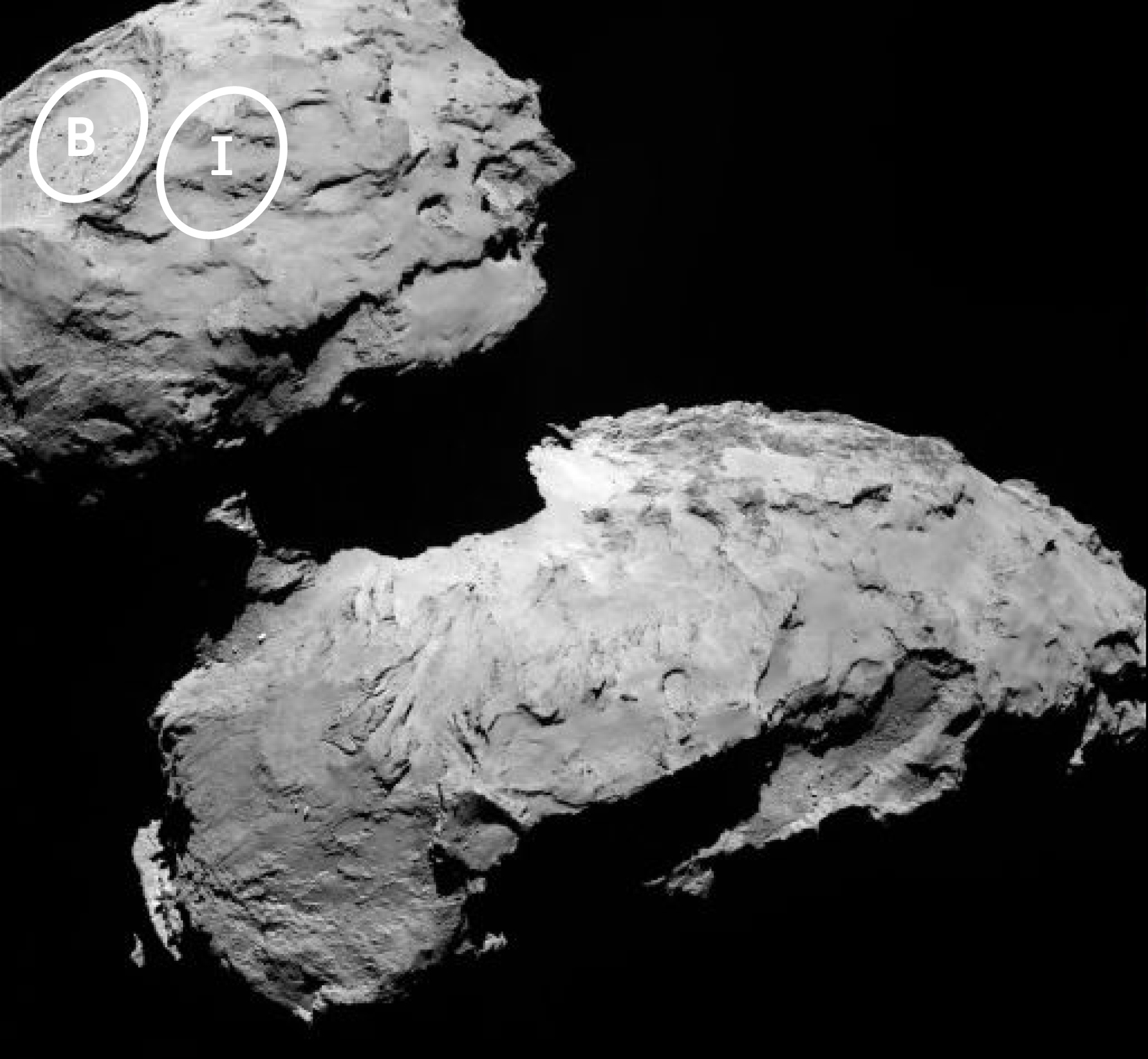 nasa comet lander name - photo #3