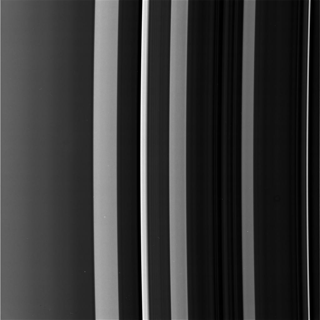 Image of Saturn-rings