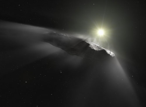 What We Know—And Don't Know—About 'Oumuamua – NASA Solar System