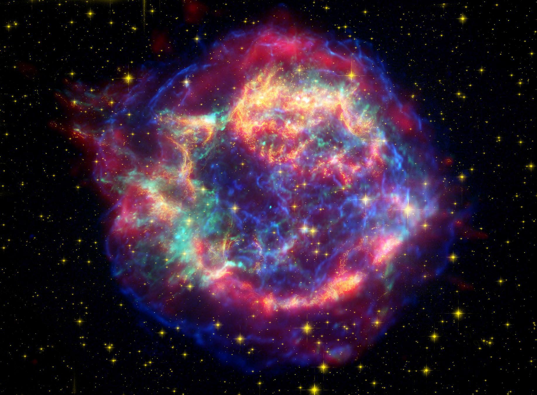 10 Things: Spitzer Space Telescope – NASA Solar System Exploration