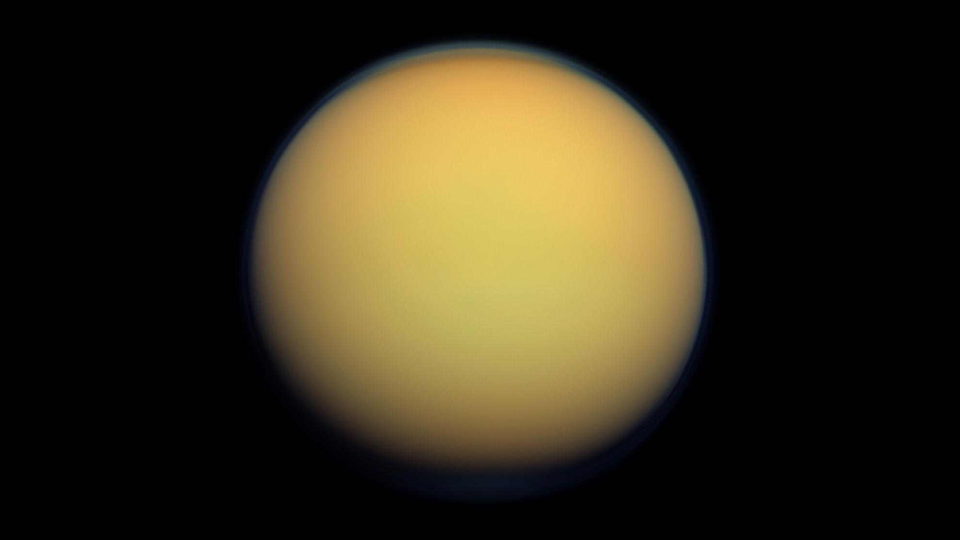 La NASA mappa la luna di Saturno, Titano, che può supportare la vita 2