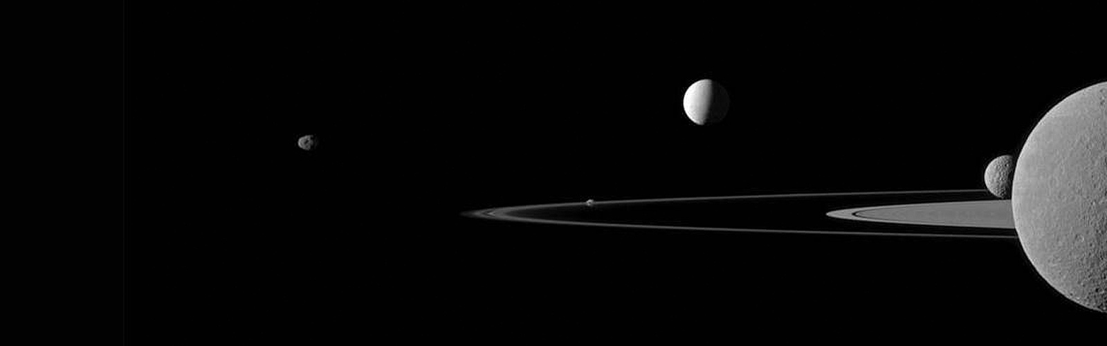 Overview | Saturn Moons – Solar System Exploration: NASA ...