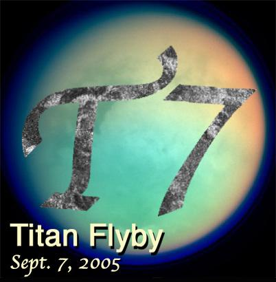 Titan Flyby 7 artwork