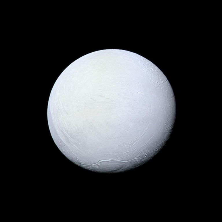 A Snowball in Space