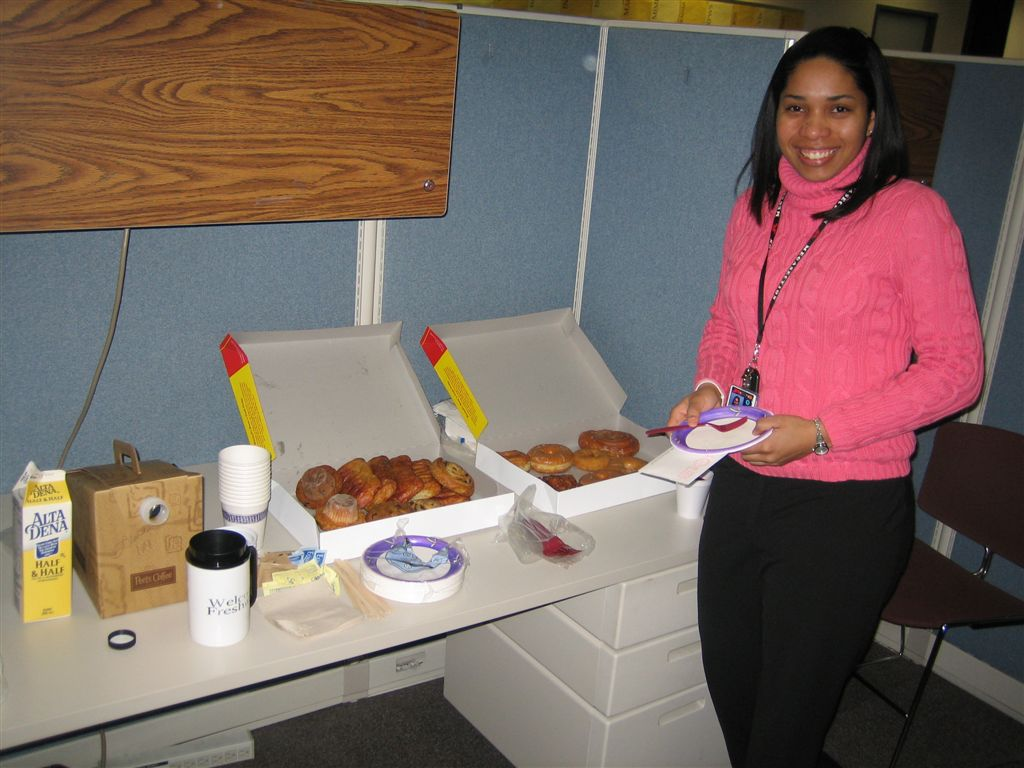 Past breakfast 1