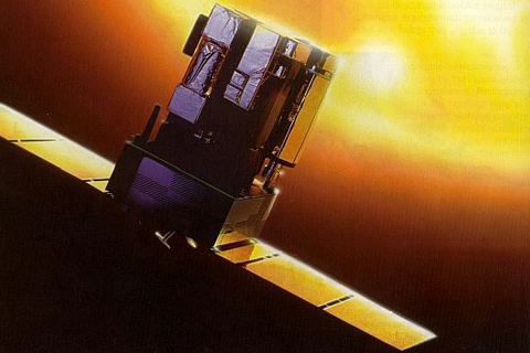 SOHO Spacecraft