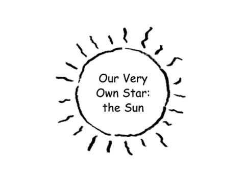 Our Very Own Star The Sun