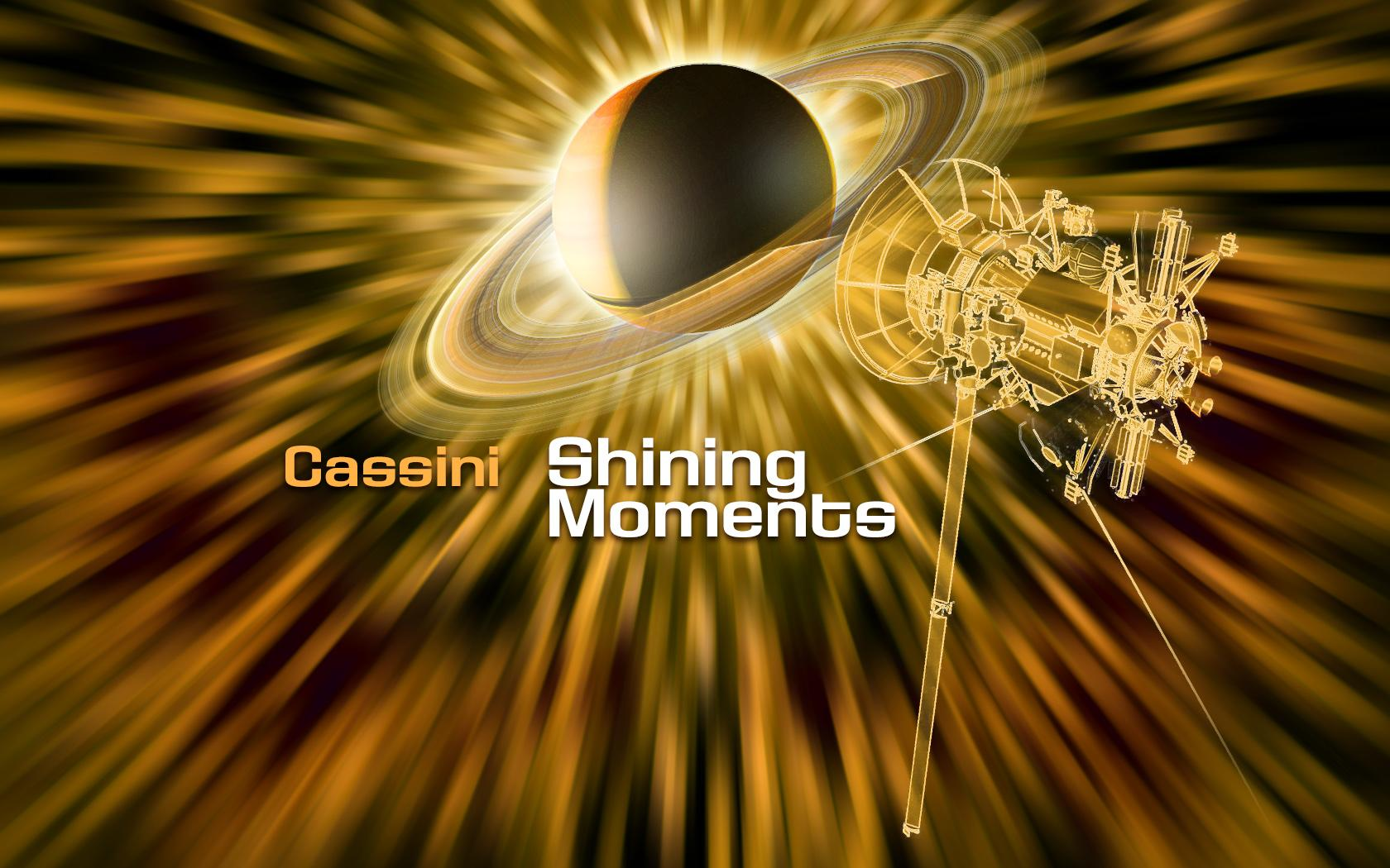 What's your favorite Cassini moment? There are tons to choose from, but we want to start by hearing from you.