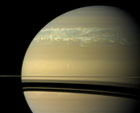 Life and Times of Saturn's Giant Storm