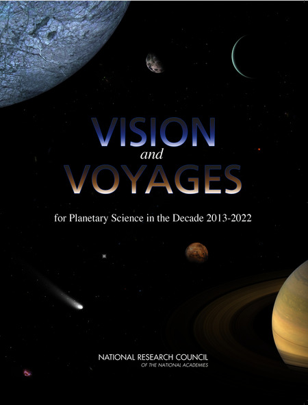 Vision and Voyages report