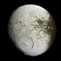 The Other Side of Iapetus