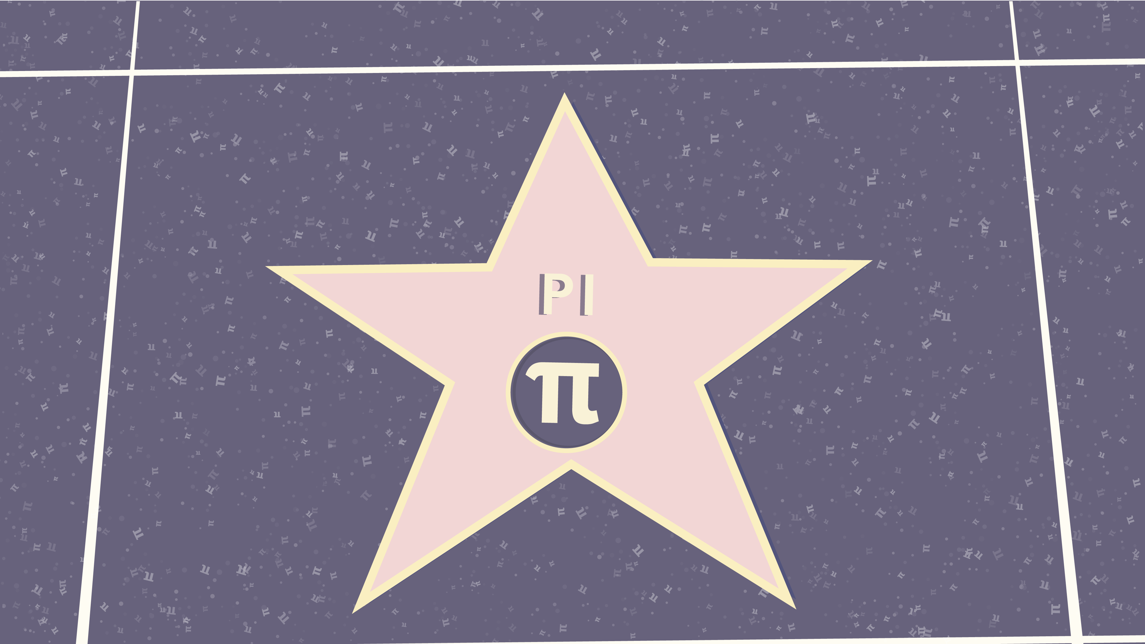 Pi Walk of Fame Star Icon