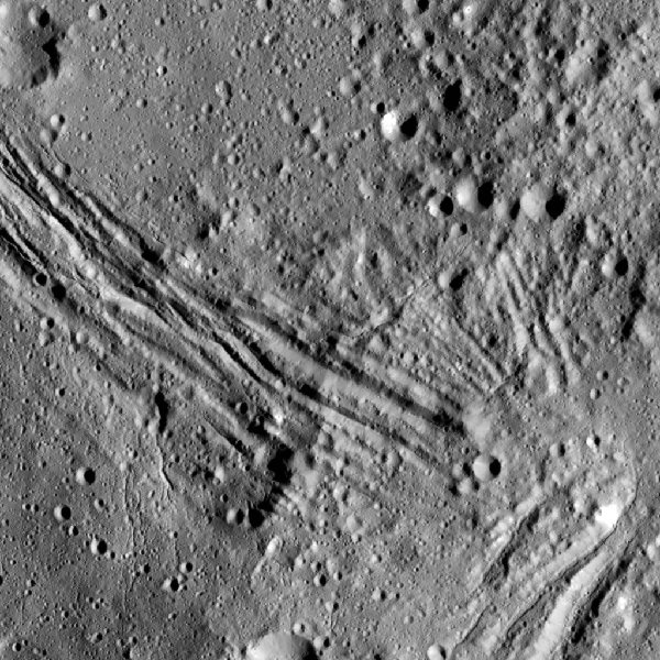 Yalode -  ts the second largest crater on Ceres.