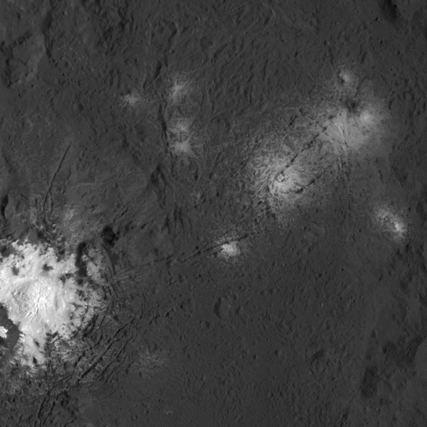 Occator Crater