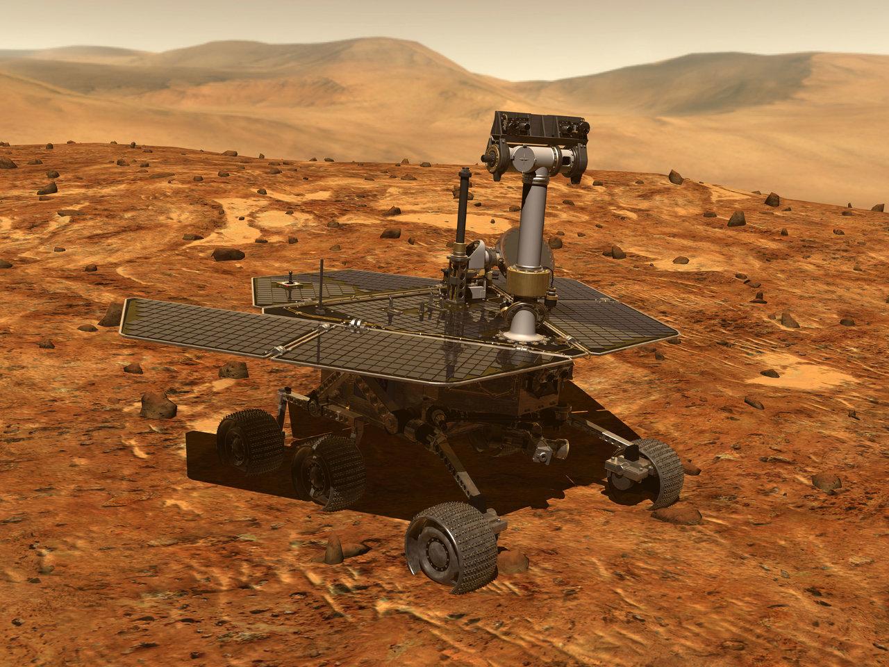 In Depth | Spirit – NASA Solar System Exploration