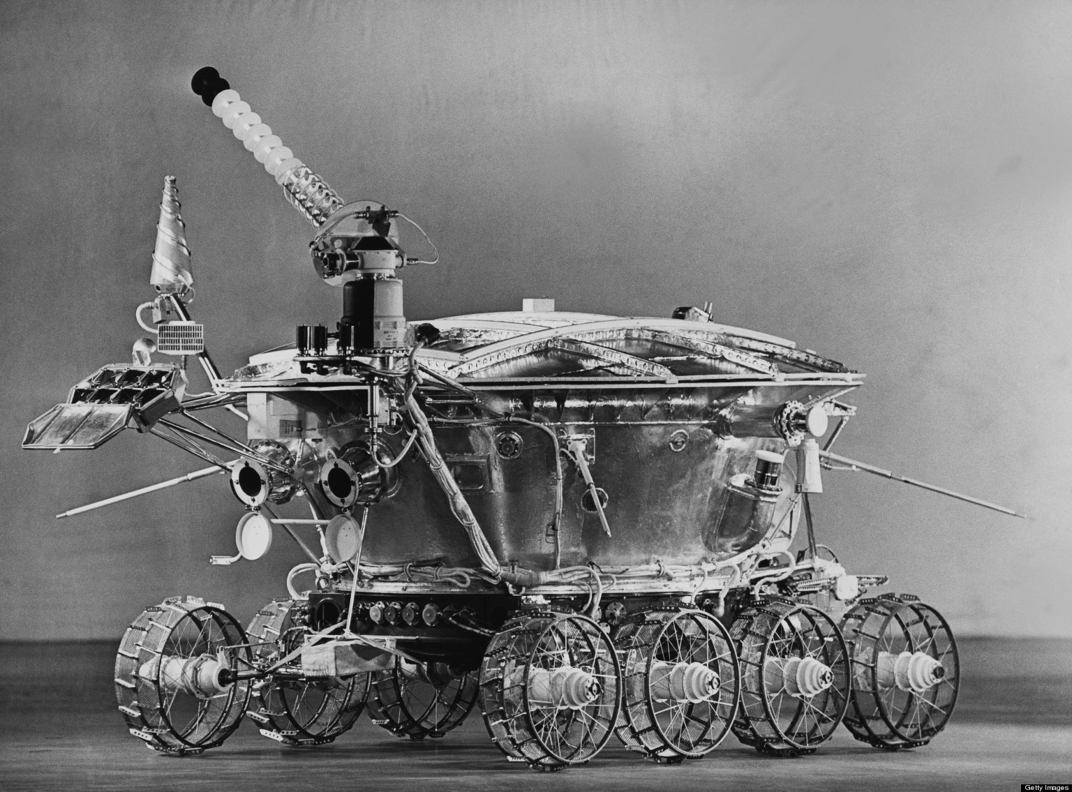 A russian object lost in the moon 50 years ago