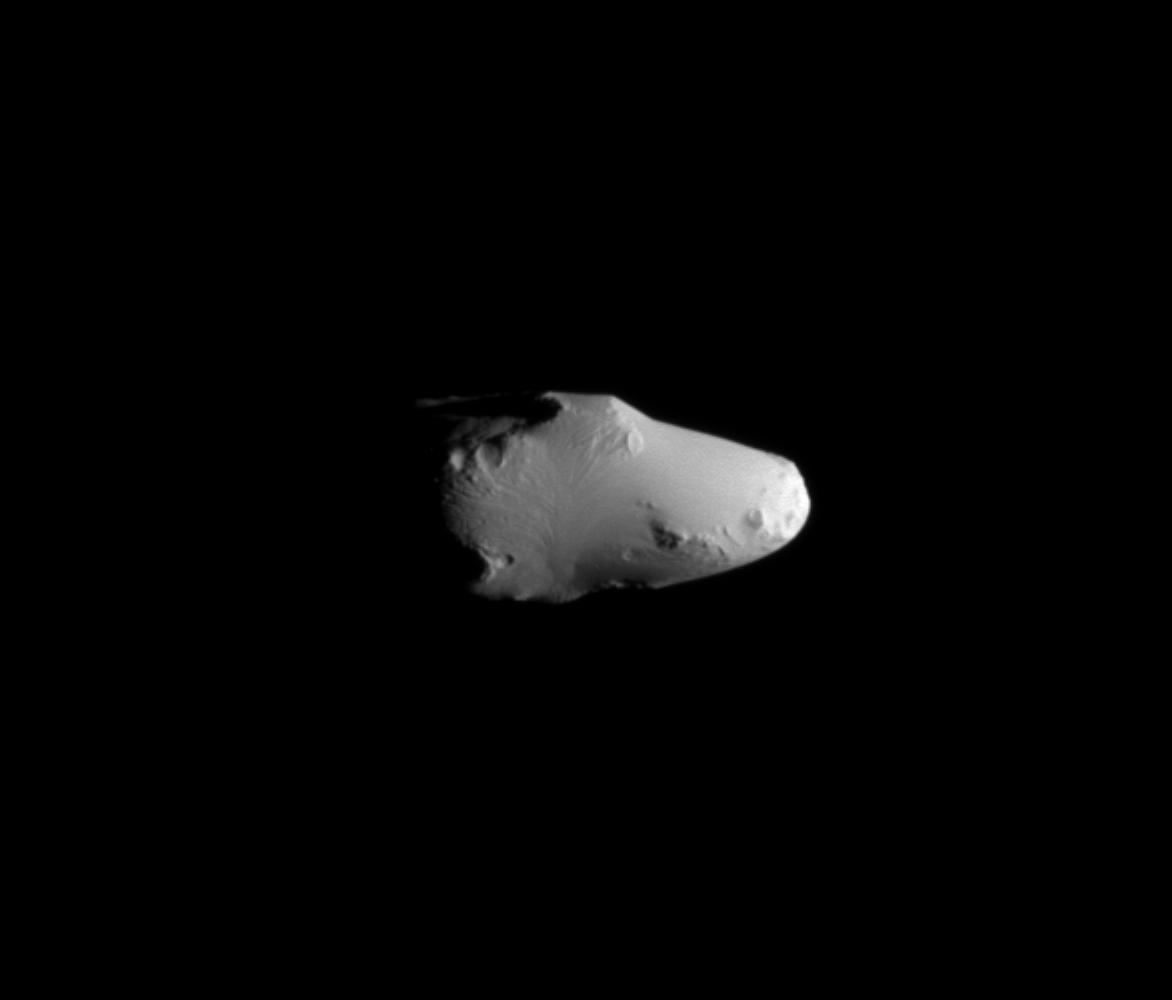 Image of Calypso taken by Cassini.