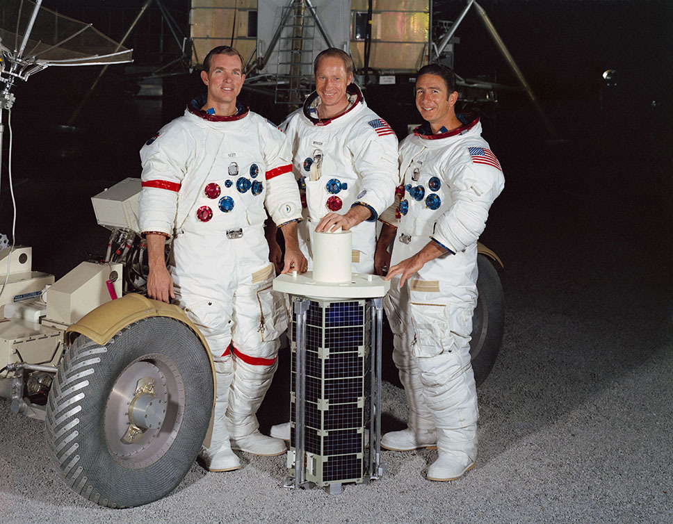 Apollo 15 Subsatellite