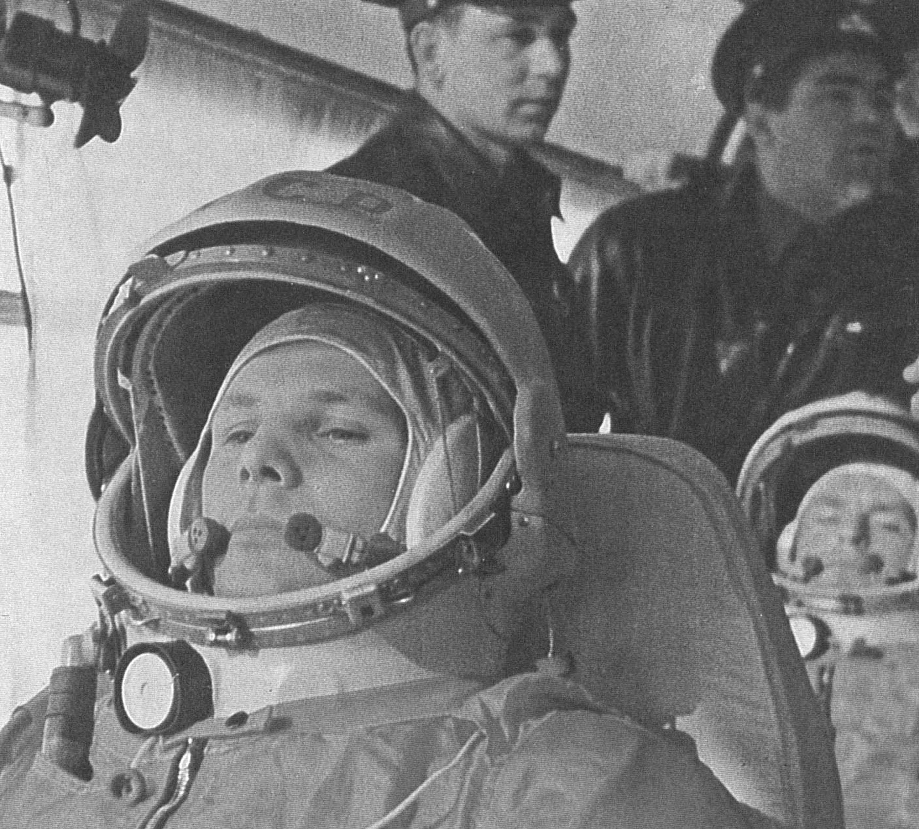 yuri gagarin first human in space nasa solar system