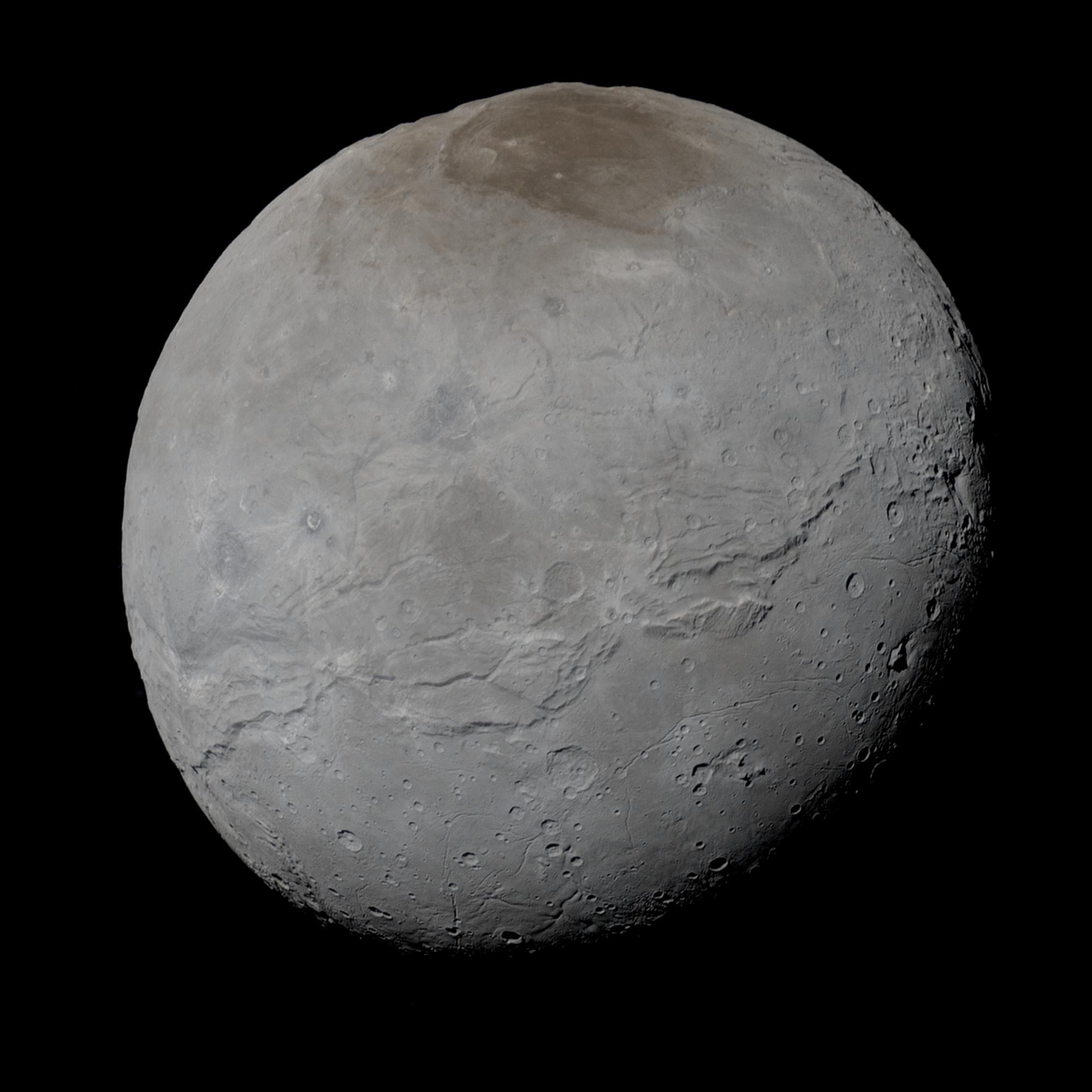 Kerberos Moon Of Plluto: NASA Solar System Exploration