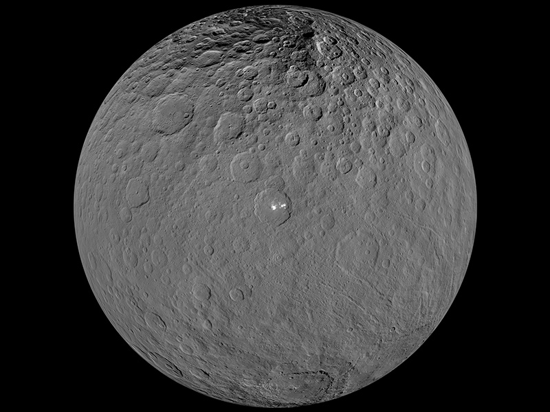 Image of 1 Ceres Information Page