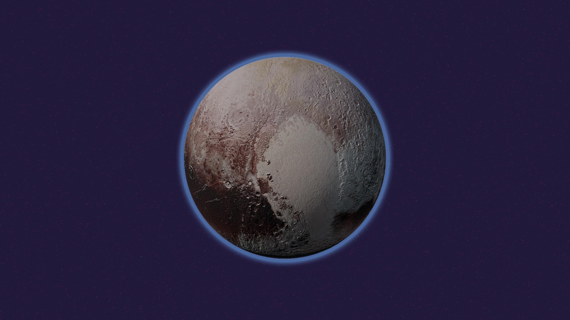 enhanced color mercury map nasa solar system exploration - HD1920×1080