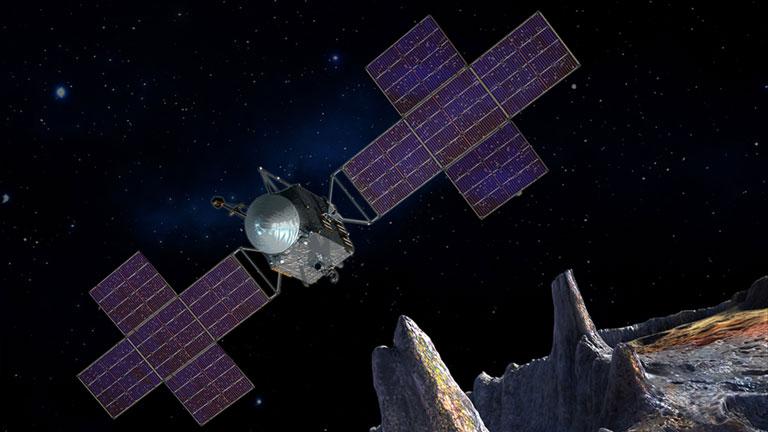 NASA's Psyche spacecraft