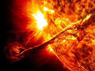 Pronóstico de actividad solar para la próxima década favorable para la exploración
