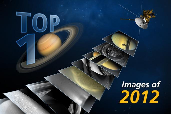 Cassini Top 10 Images of 2012