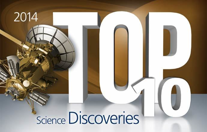 Top 10 Science Discoveries of 2014