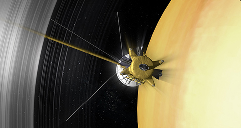 Cassini's final orbits will bring the closest views of Saturn since the spacecraft's arrival in 2004.