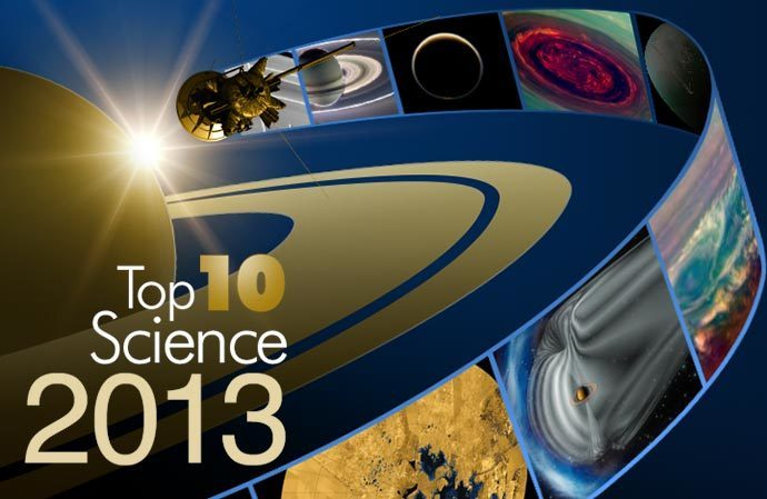Top 10 Science Discoveries of 2013
