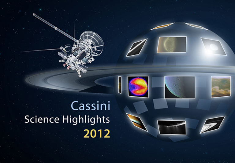Cassini Top 10 Science Highlights of 2012