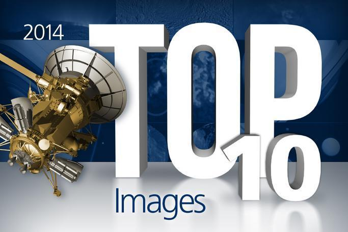 Cassini Top 10 Images of 2014