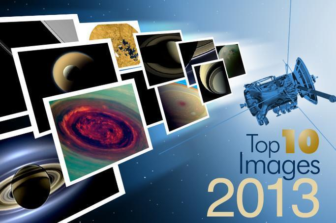 Cassini Top 10 Images of 2013