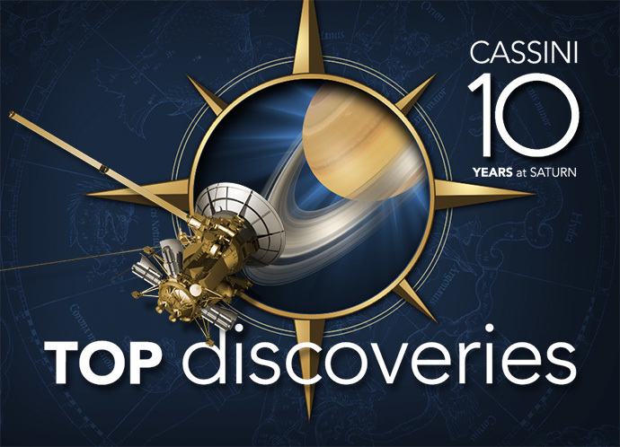 Here are the top 10 things we wouldn't know without Cassini.