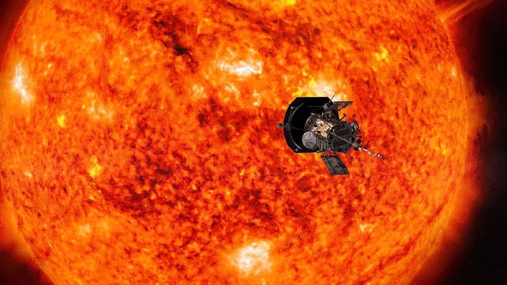 Parker Solar Probe spacecraft