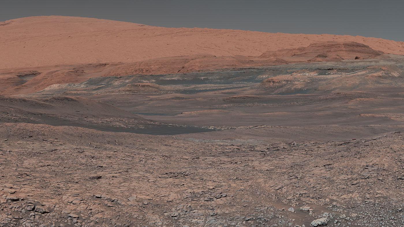 Mars Curiosity Celebrates Sol 2,000 – Solar System ...