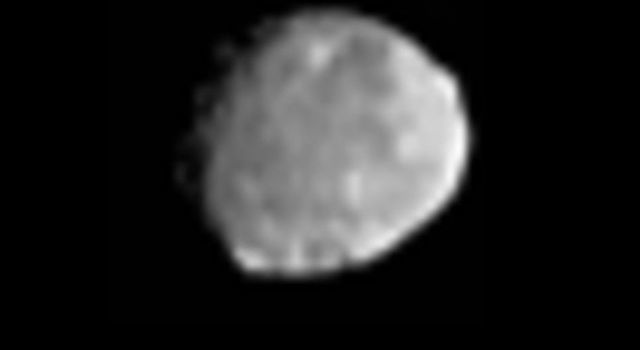 Dawn Approaching Vesta