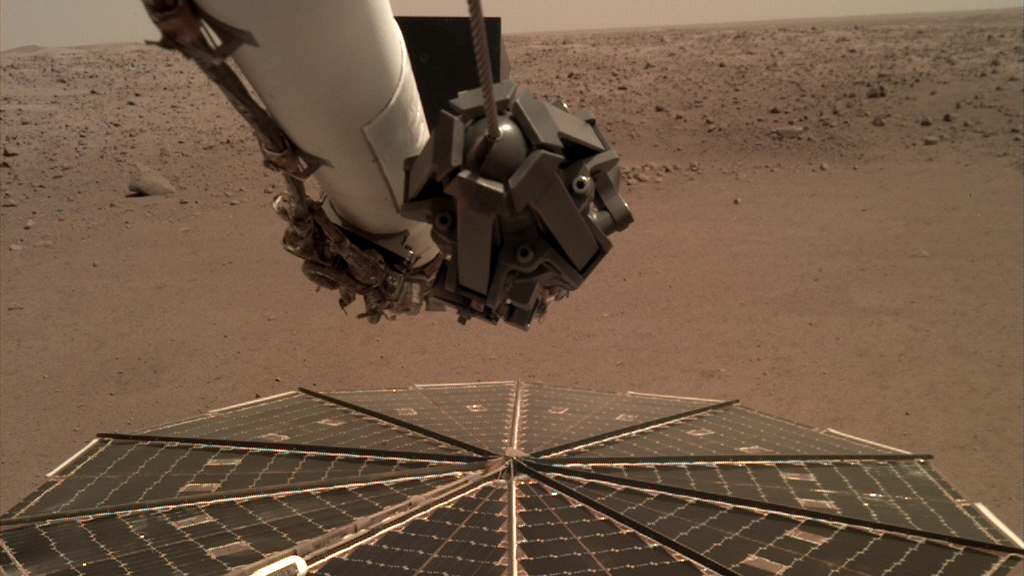 mars rover insight photos - photo #21