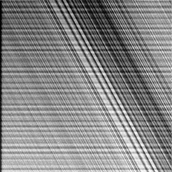 Cassini Enters Saturn's Orbit