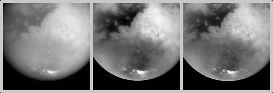 Revealing Titan's Surface