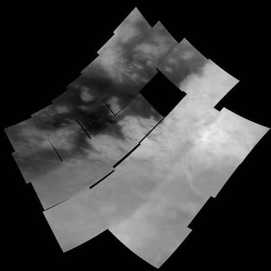 Titan Mosaic: October 2004