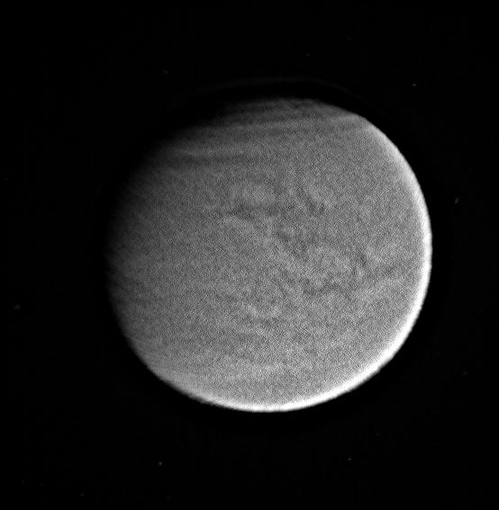 A clear view of Titan's surface