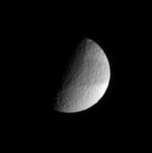 the moon Tethys