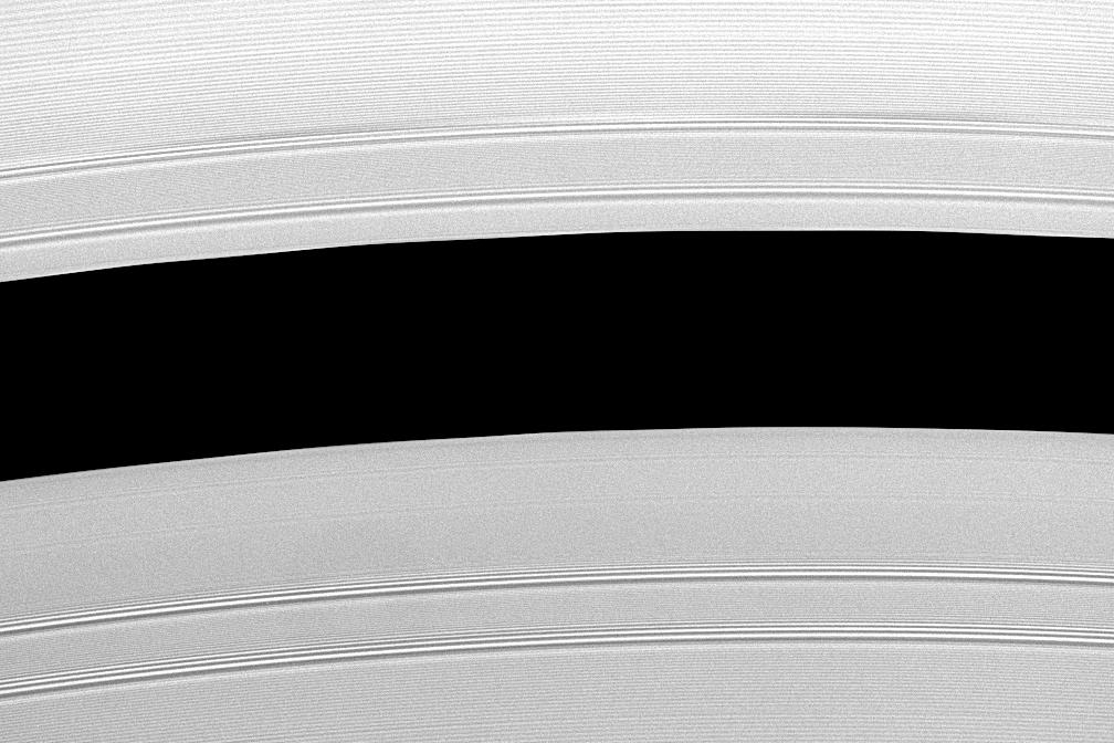 Saturn's Encke Gap